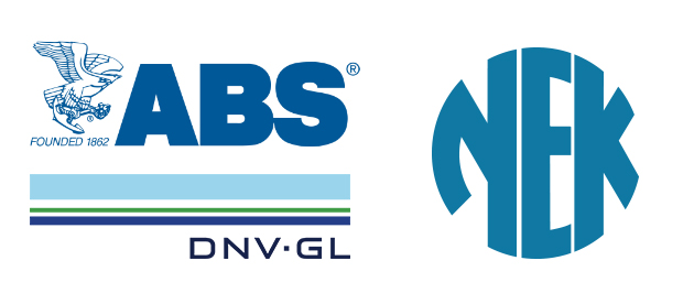 DNV-Gl & ABS Logos