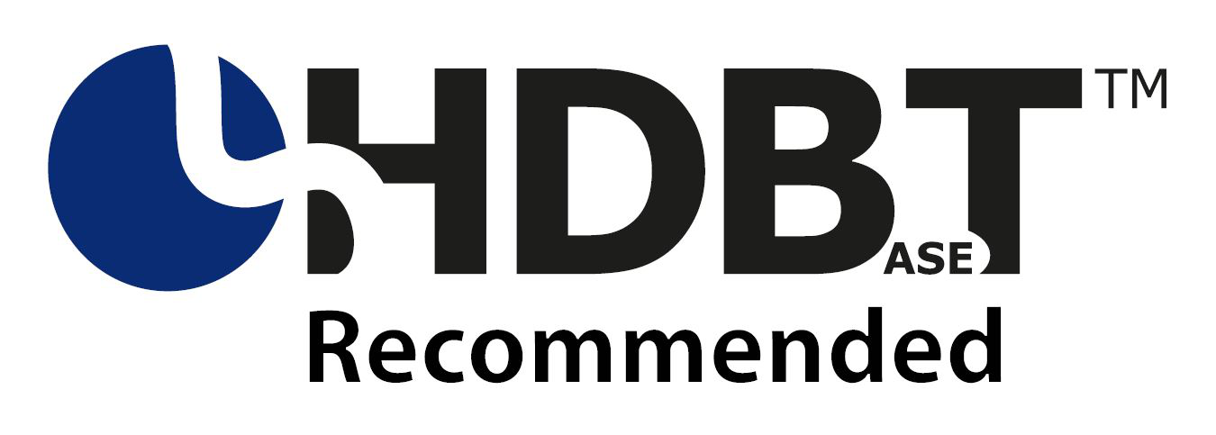 HDBaseT Recommended Logo